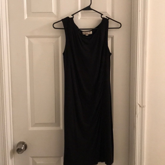 LOFT Dresses & Skirts - Black knit dress